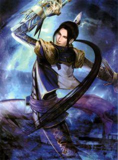 Zhang He Dynasty Warriors 8