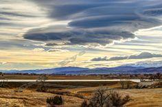 Front Range Sunset 2  Color Landscape by EagleEyeOriginals on Etsy, $30.00