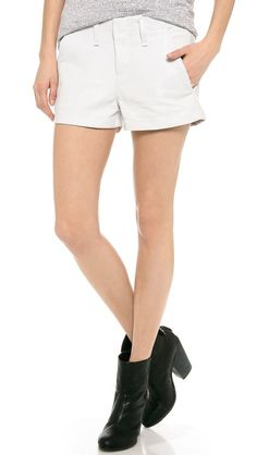 Rag & Bone/JEAN The Portobello Shorts