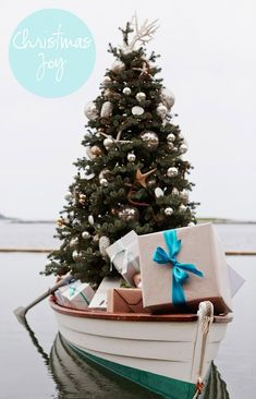 Aqua Christmas Inspiration