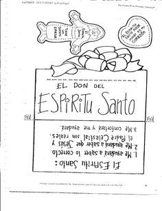 Librito-de-Ayudas-Visuales-para-Guarderia-y-Rayitos-de-Sol Lds Primary, Sunday School, Eucharist, Sun, Visual Aids, Family Home Evening, Religious Education, Happy Hour