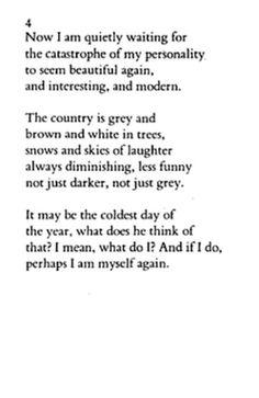 Frank O'hara- Mayakovsky (4th Verse)