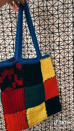 Mode Crochet, Diy Crochet, Crochet Crafts, Crochet Projects, Crochet Top, Sewing Projects, Crochet Fashion, Diy Fashion, Crochet Designs