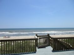OCEAN FRONT LUXURY HOME FANTASTIC VIEWS Has Secure Parking and Wi-Fi - TripAdvisor - Emerald Isle Vacation Rental