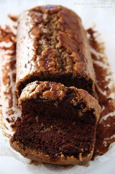 Plumcake ciocco cappuccino