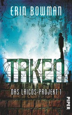 German Cover: Taken - @Erin Bowman