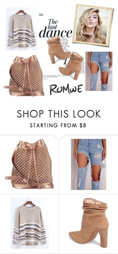 """ROMWE CONTEST"" by bibamodric ❤ liked on Polyvore featuring Anja, nooki design and Kristin Cavallari"