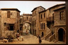 1 million+ Stunning Free Images to Use Anywhere Theatrical Scenery, City Layout, Architectural Sculpture, Hobby House, Minecraft Architecture, Spanish Art, Hobbies For Men, Christmas Nativity Scene, Free To Use Images