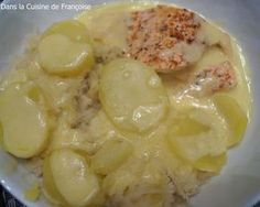 Saumon sur Choucroute et sa Sauce Hollandaise au Thermomix