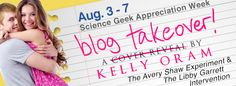 Book Passion for Life: {Cover Reveal} Science Geek Appreciation Week Even...
