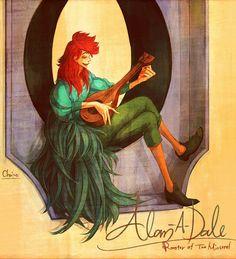 Humanized Disney. . . from Robin Hood