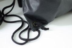 #diy #playstation #gymbag #sewing #craft #black #material