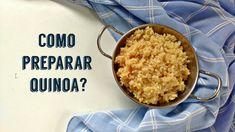 Como preparar quinoa?