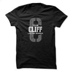 Cliff team lifetime ST44  - #cropped hoodie #sweatshirt fashion. ORDER HERE => https://www.sunfrog.com/LifeStyle/Cliff-team-lifetime-ST44--Black.html?68278