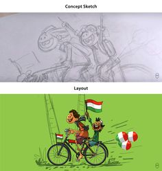 Happy Independence Day India on Behance
