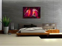 Tableau peinture : tableau peint par des artistes - Hexoa | tableau ...
