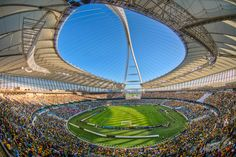 Top 10 World Class Football Stadiums In Africa Football Stadiums, Soccer Stadium, Durban South Africa, Benefits Of Whole Grains, Healthy Seeds, Life Lyrics, Kwazulu Natal, Super Healthy Recipes, Africa Travel