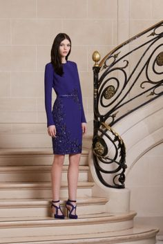 ELIE SAAB Pre-Fall 2014...and those shoes are bomb!