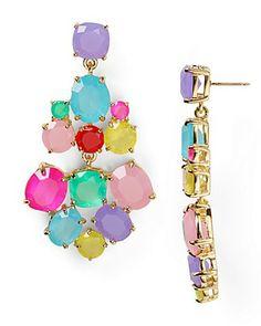 Kate Spade New York Chandelier Earrings. Bloomingdale's