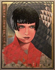 """Louise Brooks in """"A Social Celebrity"""" (1926)"""