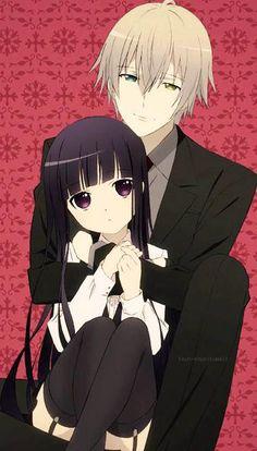 Miketsukami and Ririchiyo