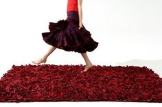 Textiles: Little Field of Flowers