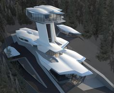Capital Hill Residence - 10 Zaha Hadid Designs That Will Stand The Test Of Time