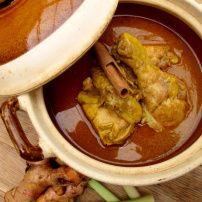 Kari Kapitan (Nyonya Chicken Curry) Malay Food, Chicken Curry, Allrecipes, Stew, Pork, Asian, Eat, Curries, Cape Town