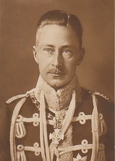Wilhelm, German Crown Prince - Wikipedia, the free encyclopedia