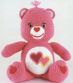 Hey, I found this really awesome Etsy listing at http://www.etsy.com/listing/123372415/love-a-lot-care-bear-crochet-pattern