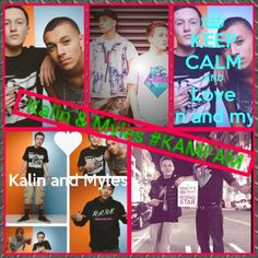 Kalin And Myles ♥ @Kalin Myles