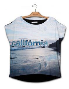 Blusa Premium Quadradasim Califórnia www.usenatureza.com #UseNatureza #JeffersonKulig