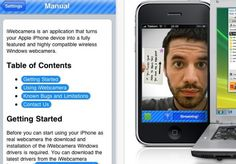 Para transformar tu #Android o #iPhone en una #webcam