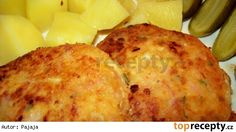Hermelínové bochánky Korn, Macaroni And Cheese, French Toast, Food And Drink, Dairy, Breakfast, Ethnic Recipes, Morning Coffee, Mac And Cheese