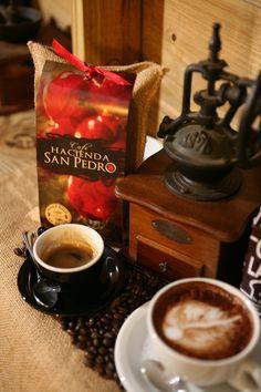 ¿Hueles eso? Es el café de Hacienda San Pedro. Conoce sobre éste finalista de Sal! Awards 2011 en la categoría de Café: http://www.sal.pr/vinos/enposdelaesenciapura.html