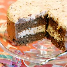 German Chocolate Cake Revised