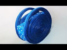 Bolso playero de papel periódico (DIY) - Soy Georgio - YouTube