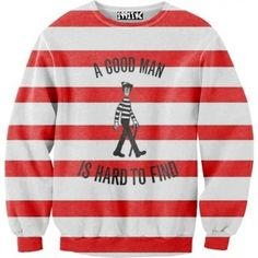 Waldo Sweater | 20 Sweatshirts You Need In Your Life Immediately