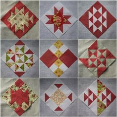 Farmer's Wife Sampler QAL Idea to unify with the use of one solid color. Sewing Hacks, Sewing Projects, Sewing Ideas, Dear Jane Quilt, Farmers Wife Quilt, Modern Farmer, Sampler Quilts, Girls Quilts, Quilt Blocks
