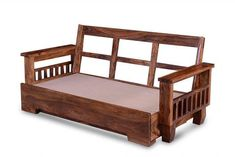 Buy Solid Wood Sofa cum Bed Online in India. Sale on Wooden Sofa cum bed. Shop new Sofa design in India at Best prices. Free Shipping Easy EMI & Easy Returns Sofa Come Bed Furniture, Glass Kitchen Cabinet Doors, Simple Sofa, Wood Sofa, Beds Online, Sofa Set, Sofa Design, Online Furniture, Seat Cushions