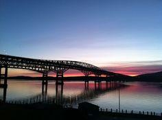 View of Newburgh Beacon Bridge