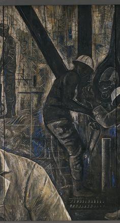 Il gigante nero di Xavier Bueno | Artribune