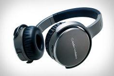 Audio-Technica SonicFuel Amplifier Headphones