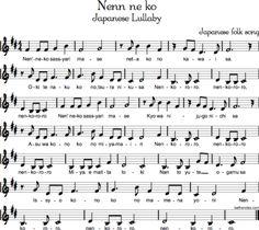 Nenn ne ko: Japanese Lullaby
