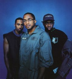 A Tribe Called Quest | A Tribe Called Quest was an American hip hop group that was formed in 1985, and is composed of MC/producer Q-Tip, MC Phife Dawg aka Phife Diggy (Malik Taylor), and DJ/producer Ali Shaheed Muhammad. A fourth member, rapper Jarobi White, left the group after their first album in 1991.