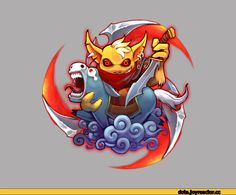 #Dota2 Dota Art,Dota,фэндомы,Bounty Hunter (Dota),Animal Courier,Dota Items,Dota Other