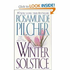 Rosamunde Pilcher wrote a beautiful story set in both England and Scotland. It's about fate and love and relationships and change and how they're all intertwined.