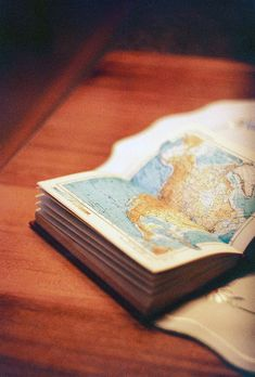 map book for traveling