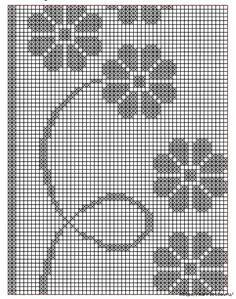 Вяжем скатерти и украшаем подушку крючком. Схемы (14) (526x668, 455Kb)