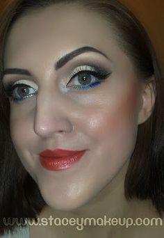 Dicas de maquiagens : Pin Up Olha
